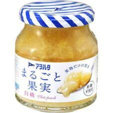 まるごと果実 白桃 378円(税抜)