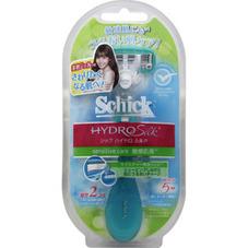 ハイドロシルクホルダー敏感肌      替刃2コ付 980円(税抜)