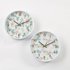 掛け時計(柄) 500円(税抜)