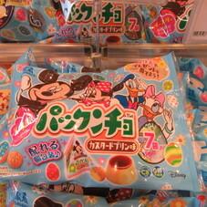パックンチョ(カスタードプリン味) プチパック 178円(税抜)