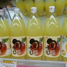旬ふじりんごジュース 398円(税抜)