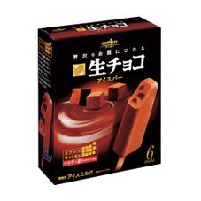 生チョコがおいしいアイスバー 197円(税抜)