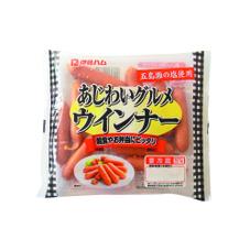 あじわいグルメウインナー 168円(税抜)