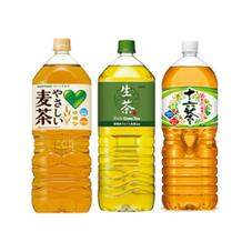 ペットボトル飲料各種 107円(税抜)