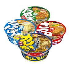 マルちゃんカップ麺 各種 97円(税抜)