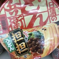 どん兵衛 ピリッと辛口坦々麺 118円(税抜)