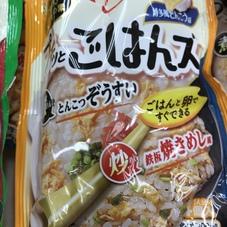 プチッとごはんズ 博多風とんこつ味 198円(税抜)