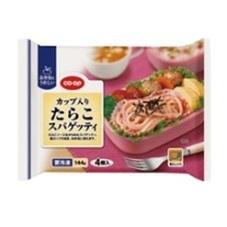 カップ入りたらこスパゲッティ 168円(税抜)