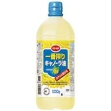 一番搾りキャノーラ油 278円(税抜)