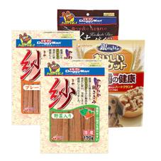 わんちゃんのおやつ各種 295円(税抜)