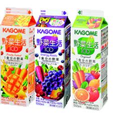 野菜生活ホームパック各種 178円(税抜)
