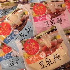 豆乳麺 98円(税抜)