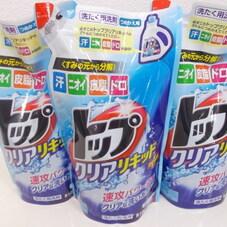 トップクリアリキッド詰替 128円(税抜)