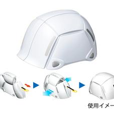 折りたたみヘルメットブルーム 3,980円(税抜)