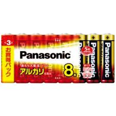 アルカリ電池 単3 760円(税抜)
