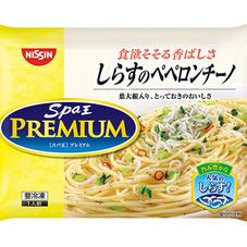 日清食品 スパ王プレミアム しらすのペペロンチーノ 147円(税抜)