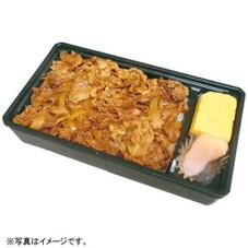 新潟のうんめぇ~牛飯 550円(税抜)