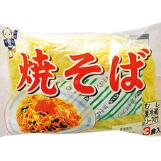 だい久 ソース焼そば3食 92円(税抜)