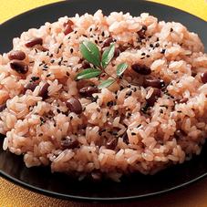 北海道産大納言小豆の赤飯 298円(税抜)
