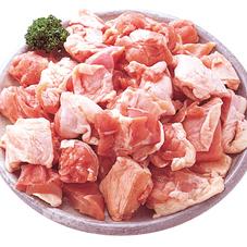 若鶏モモ肉唐揚げ用 100円(税抜)