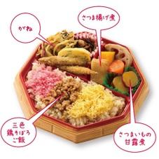 食べたら感動!SHONAN弁当 458円(税抜)