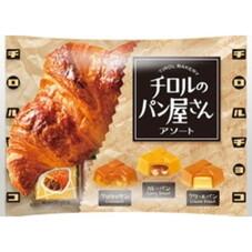 チロルのパン屋さん 100円(税抜)
