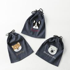 モコル巾着 300円(税抜)