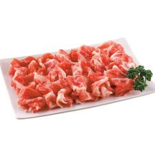 大麦豚肩ロース肉 98円(税抜)