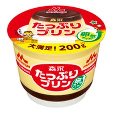 たっぷりプリン 59円(税抜)
