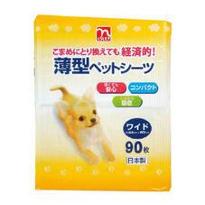 薄型ペットシーツ ワイド 980円(税抜)