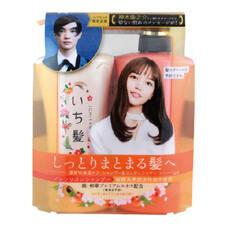 いち髪ポンプペア 濃密W保湿ケア 678円(税抜)