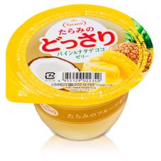 どっさりパイン&ナタデココ 2個で 178円(税抜)