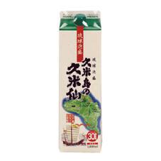 久米仙(30度)紙パック 1,148円(税抜)