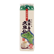 久米仙(30度)紙パック 1,128円(税抜)