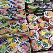 果物屋さんのフルーツゼリー 100円(税抜)