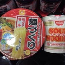 カップ麺各種 92円(税抜)