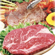 牛肉肩ロースステーキ用 980円(税抜)
