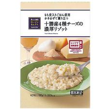 4種チーズの濃厚リゾット 298円