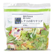 レタスの彩りサラダ 198円