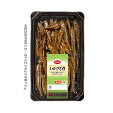 わかさぎ煮 258円(税抜)