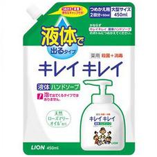 キレイキレイ液体ハンドソープ 258円(税抜)