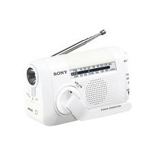 手回し充電ラジオ ICFB09 6,980円(税抜)