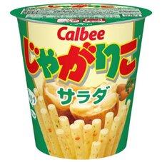じゃがりこ(サラダ・チーズ・じゃがバター) 89円