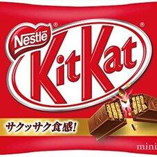 キットカットミニ 199円