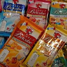 ベルキューブチーズ(各種) 378円(税抜)