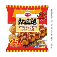 たこ焼 258円(税抜)