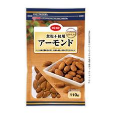 食塩不使用アーモンド 258円(税抜)