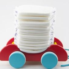 赤ちゃんのおしりふき 181円(税抜)