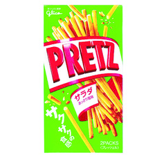 プリッツサラダ・トマトプリッツ 88円