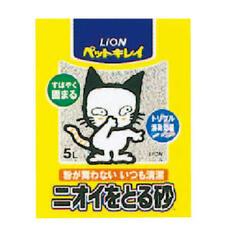 ニオイをとる砂 438円(税抜)
